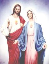 JESÚS Y LA VIRGEN MARÍA, MI HERMANO Y MI MAMÁ CELESTIALES
