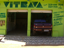 VITRAVA .Av.Itabuna. 1162.  Ilhus- Tel.73.3231-8914