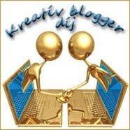 Kreatív blogger-díj