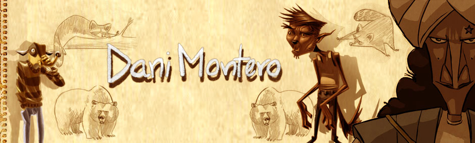 Dani Montero - Galería