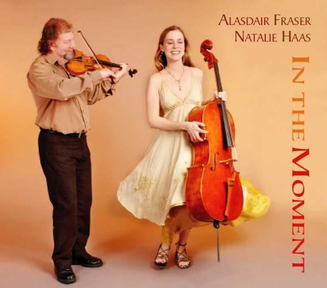 Alasdair Fraser y Natalie Haas