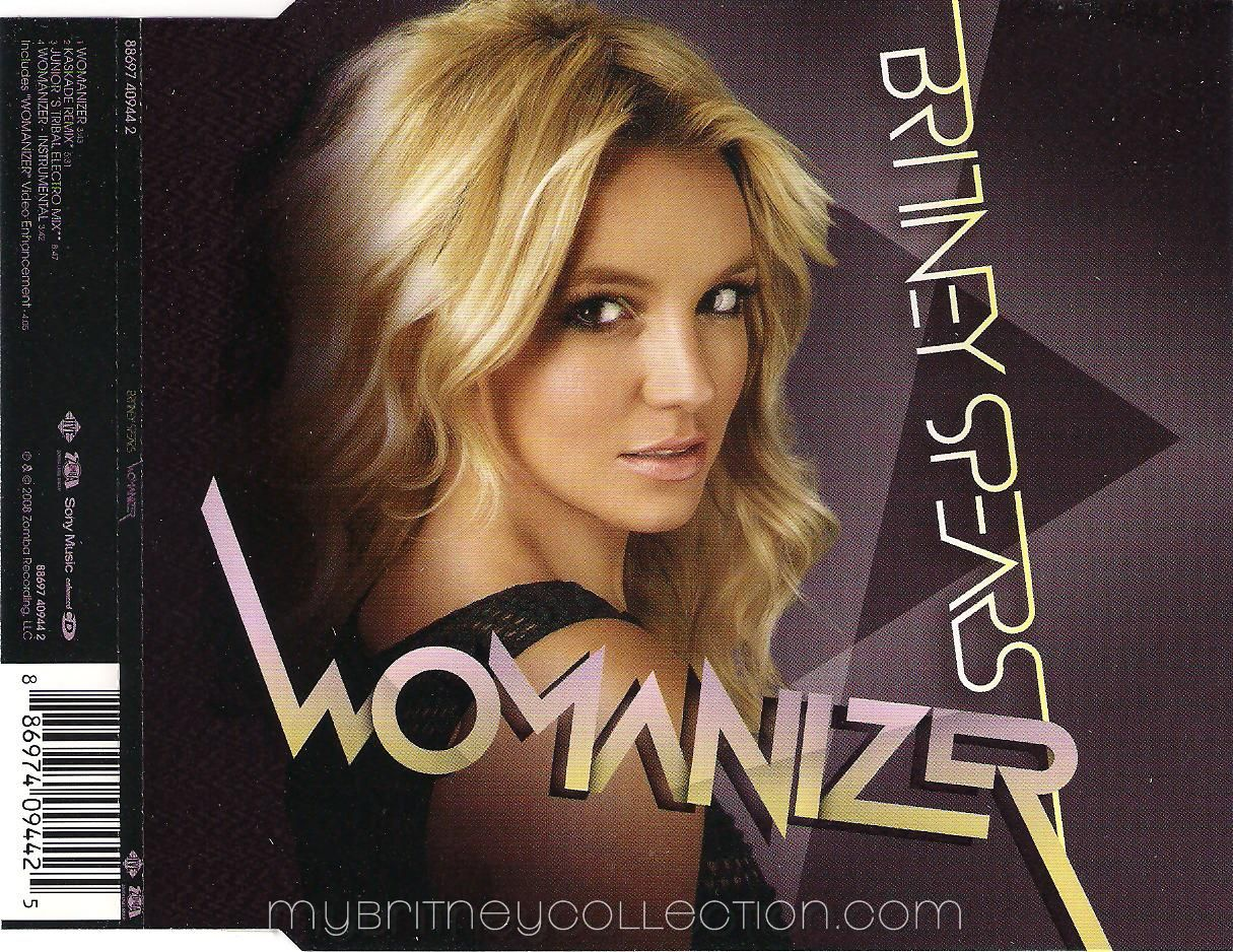 Womanizer - Maxi Single