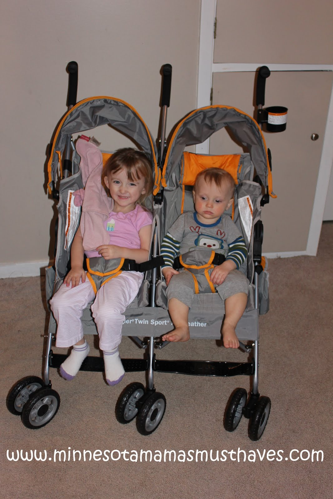 Double Umbrella Strollers - LmnTreeProducts.com