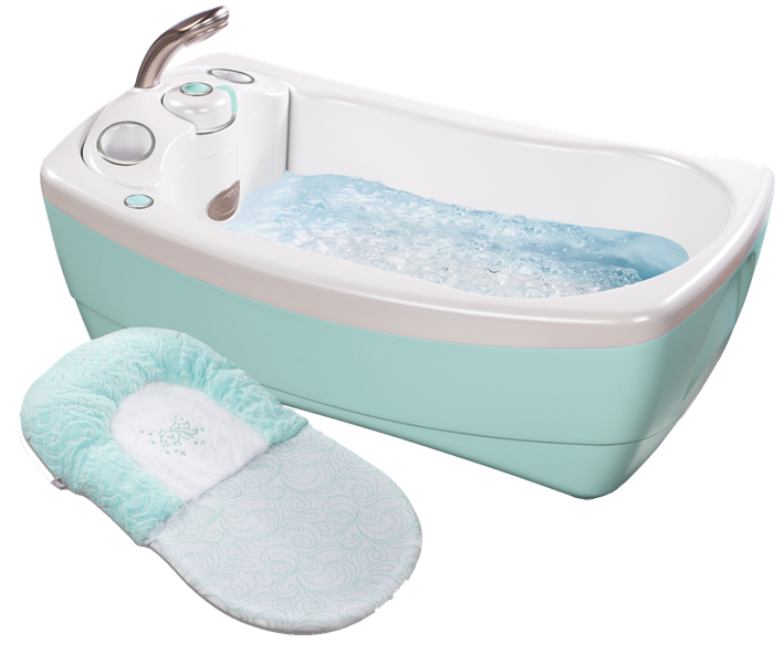 Summer Infant Lil\' Luxuries™ Whirlpool, Bubbling Spa & Shower Review ...