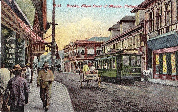 The Escolta [1899]