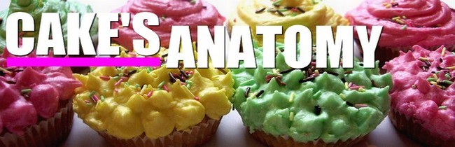 CAKE'S ANATOMY
