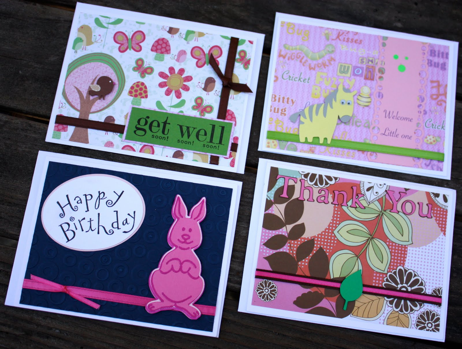 All set win funky cards in reader raffle as if starting her own company at age 15 wasnt admirable enough madison has created a special line of greeting cards that generates donation dollars for kristyandbryce Image collections