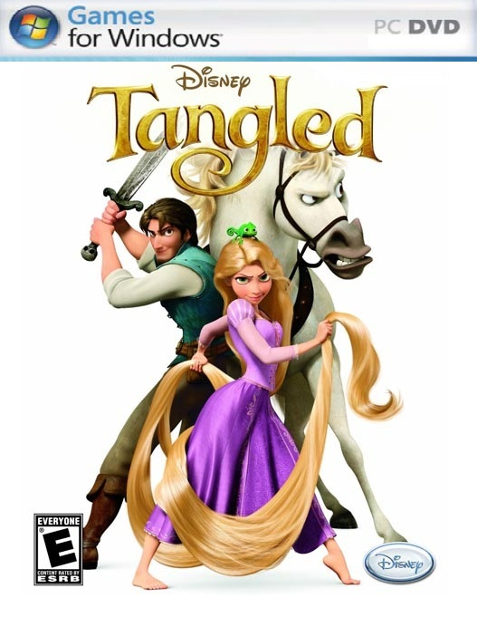 Tangled+The+Video+Game3 Tangled Español Pc Game ISO