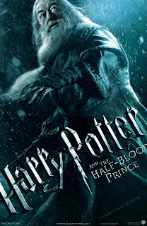 Poster de Dumbledore - harry Potter 6
