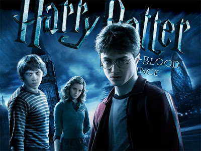 Harry Potter 6 - Best movies 2009