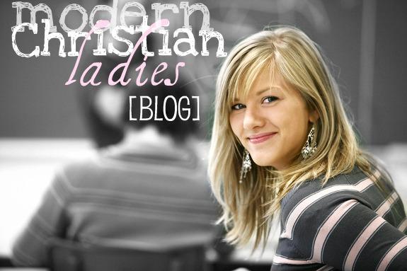 Modern Christian Ladies Blog