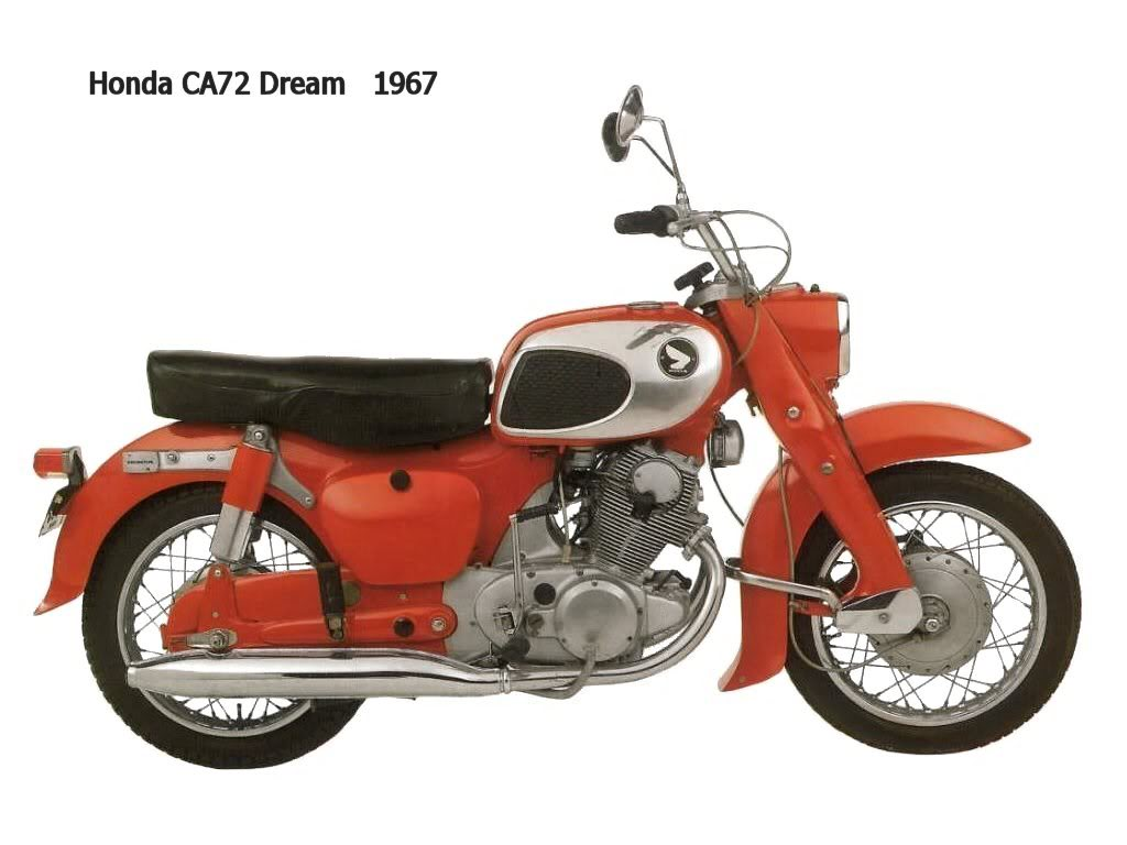 Cien Classic Bike  Honda CD qua c  c th   i k