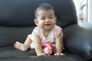 Eryna @ 6-month (5.7kg)
