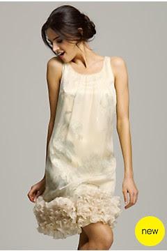 Teatro overlay print ruffle dress,Ruffle Dresses, Frill Dresses