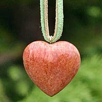 romantic gifts, heart pendant, heart necklace