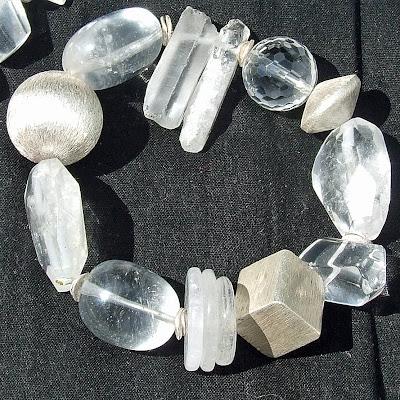 gemstone jewellery,chunky bracelet,silver jewellery
