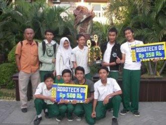Team Robotik SMA Khadijah