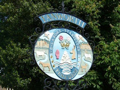 Yanworth Village Sign