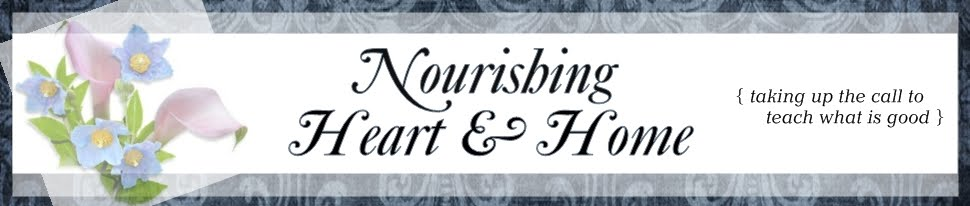 Nourishing Heart & Home