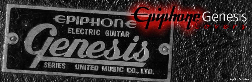 Epiphone Genesis Lovers