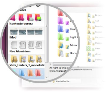 Cara Mengganti Warna dan Ikon Folder dengan Mudah | Folderico