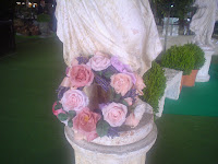 Mijn rozenkrans van papieren rozen