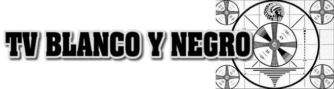 TV BLANCO Y NEGRO