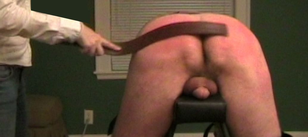 Good Boy Spankings Spanked for My Erection An