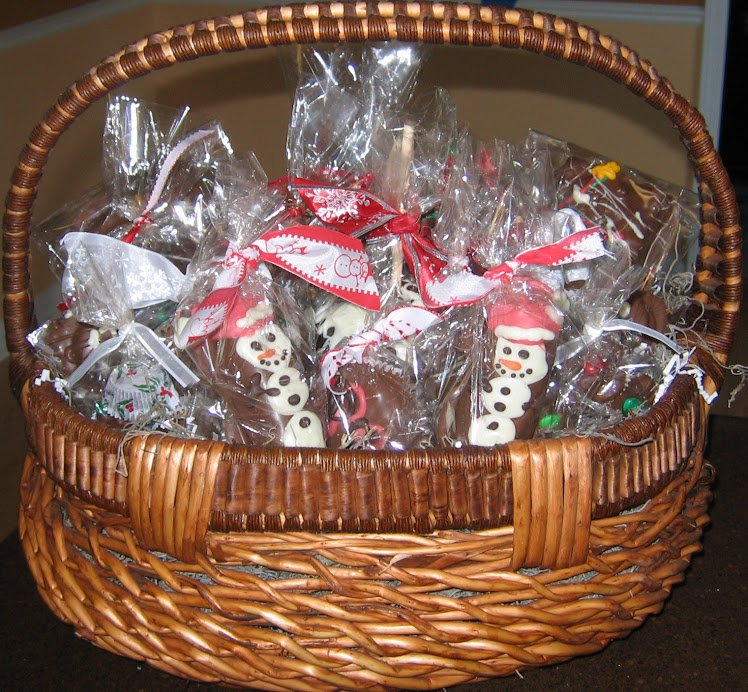 Gift Basketing for every size and budget