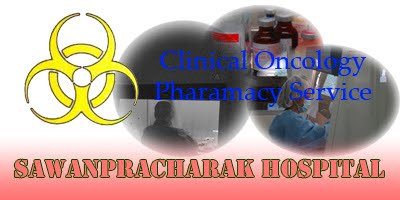 Oncology Pharmacy Sawanpracharak