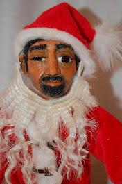 Puerto Rican Santa