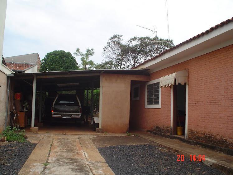 Frontal  - Entrada Portão