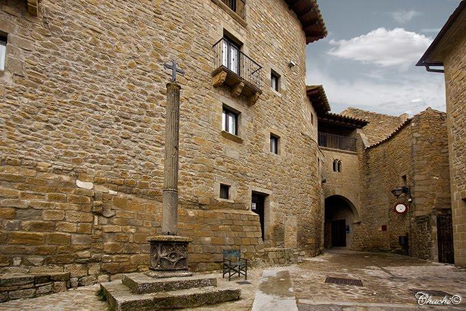 Portal de Zaragoza. Foto: Chuchi, vía cuna del rey Católico