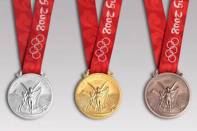 Medallas oficiales