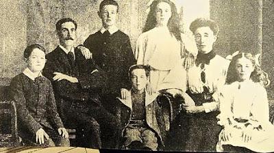 La familia de Sidney Leslie Goodwin