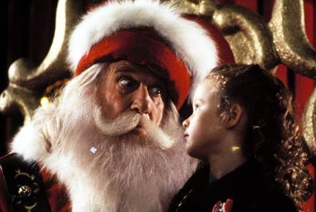 Santa Who? Starring Leslie Nielsen as Father Christmas
