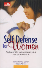 "Buku ""Self Defense For Women"""