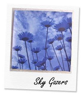 sky gazers print