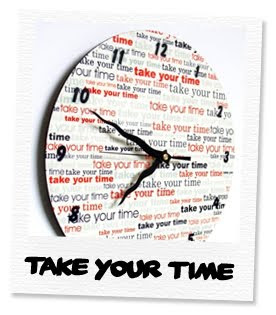 take your time clock