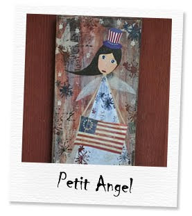 petit angel girl