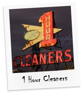 1 hour cleaners