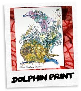 dolphin print