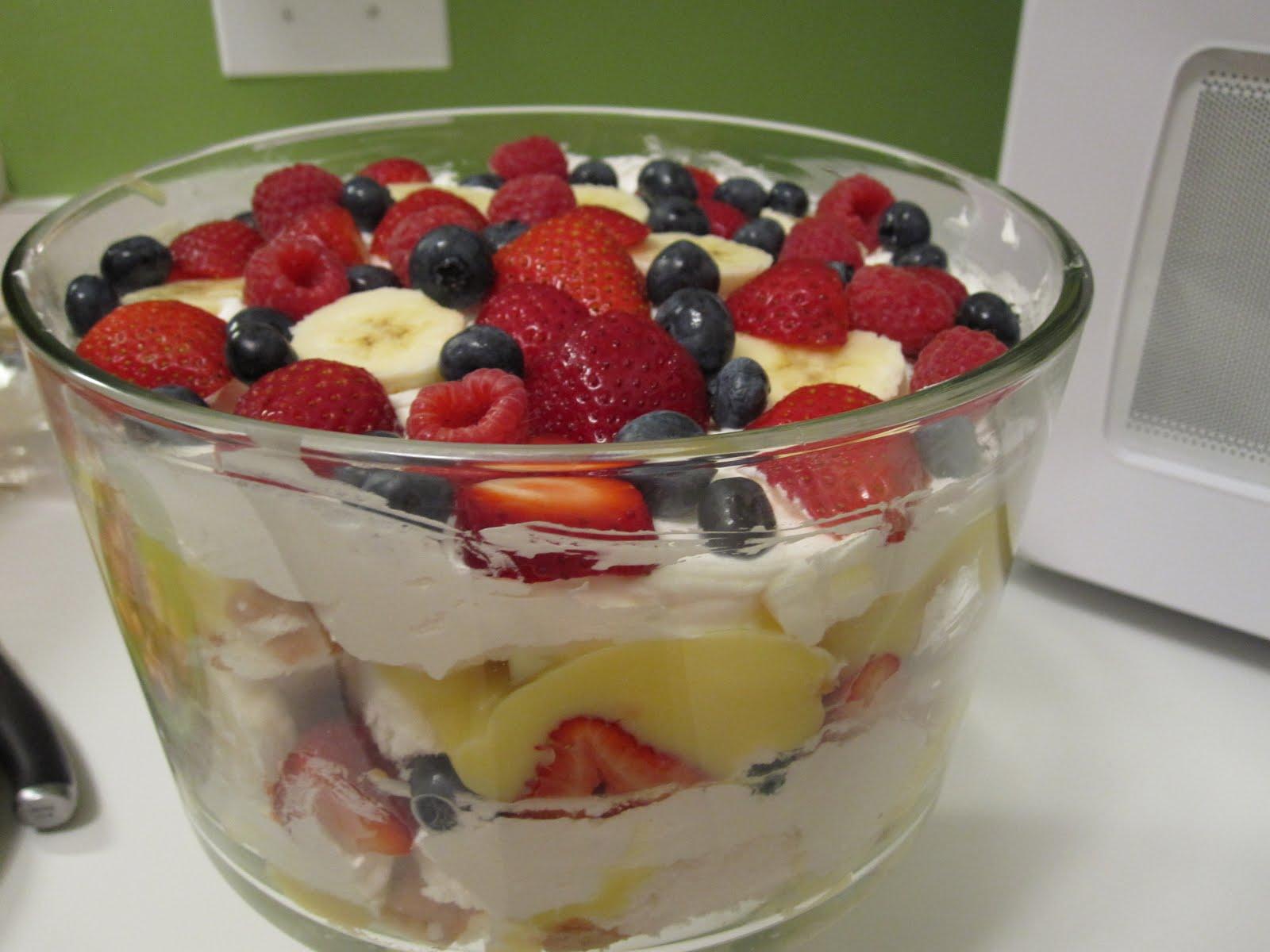 English Trifle Recipes — Dishmaps