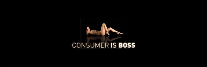 Consumer is Boss