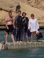Oman Dive Centre Snorkling trip