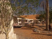 Sama desert camp