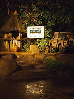 Night Safari Singapore Zoo
