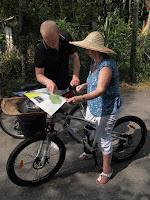 Bike hire - Pulau Ubin