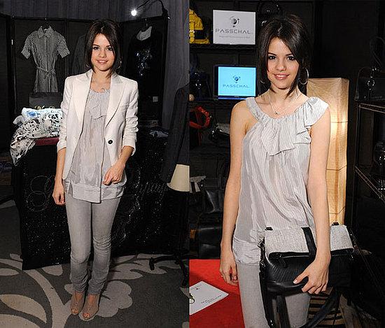 selena gomez clothing line 2011. selena gomez clothing line