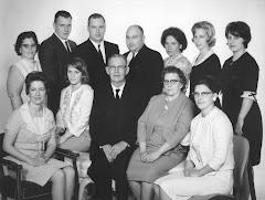 The Siler Family- Circa 1966